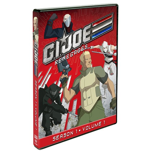 G.I. Joe Renegades: Season 1, Vol. 1: Jason Marsden, Matthew Yang King, Kevin Michael Richardson, Randy Myers: Movies & TV