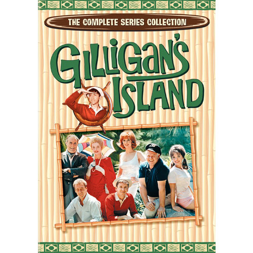 Gilligan's Island: The Complete Series Collection (Full Frame)