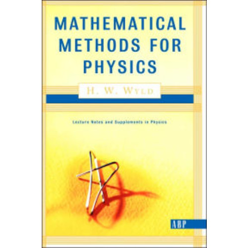 Mathematical Methods For Physics / Edition 1