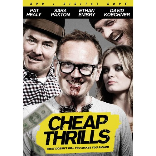 Cheap Thrills [DVD] [2013]