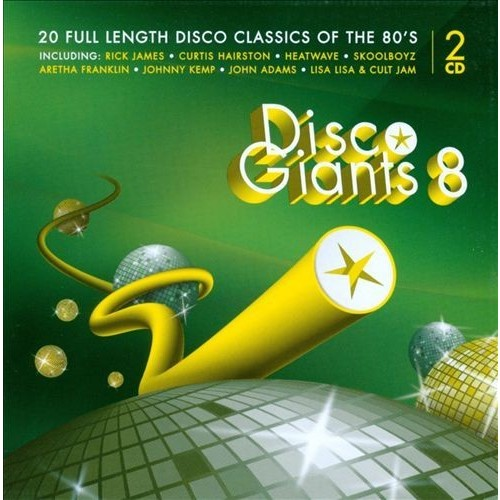 Disco Giants, Vol. 8 [CD]