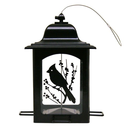 Perky-Pet Birds and Berries Lantern Wild Bird Feeder