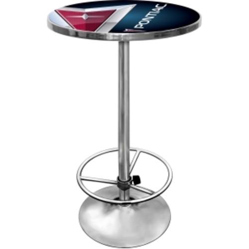 Trademark Pontiac Black Pub/Bar Table