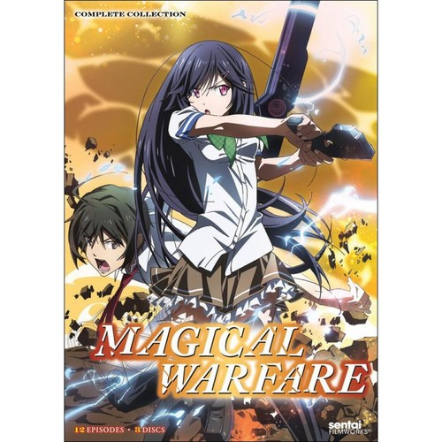 Magical Warfare: Complete Collection [3 Discs] [DVD]