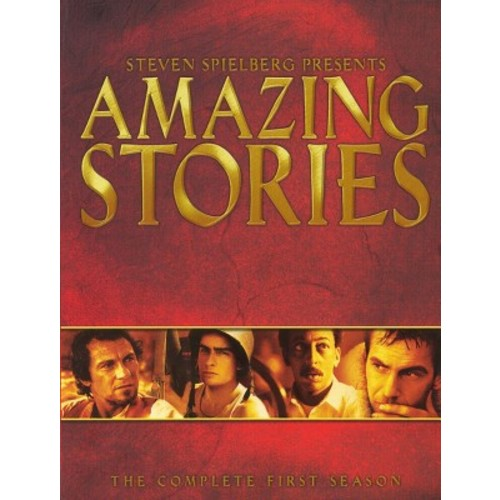 Amazing stories:Complete first season (DVD)