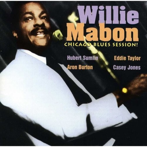 Chicago Blues Session! [CD]