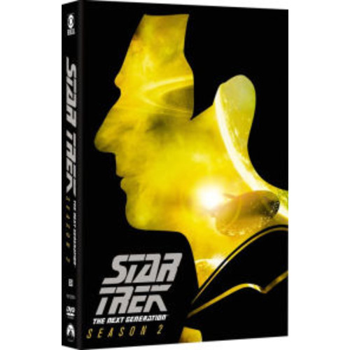 Star Trek: The Next Generation - Season 2 [6 Discs]