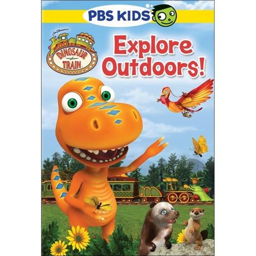 Dinosaur Train: Explore Outdoors [DVD]