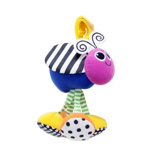 Sassy Jitter Bugs Toy [Colors May Vary]