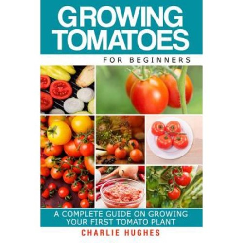 Growing Tomatoes for Beginners: A Complete Guide on Growing Your First Tomato Plant