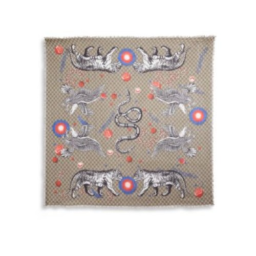 GUCCI Gg Space Scarf