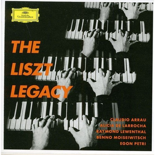 The Liszt Legacy [10 CD Box Set]