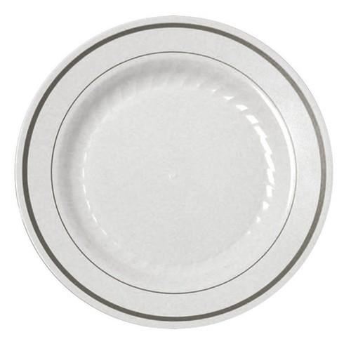 Fineline Silver Splendor 509-WH White 9