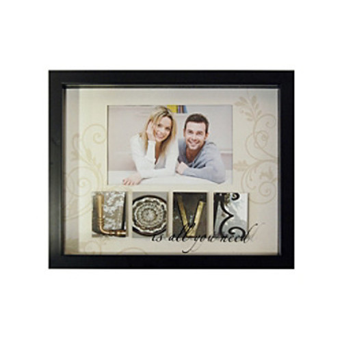 View Phrases Love 4x6 Sentiment Picture Frame