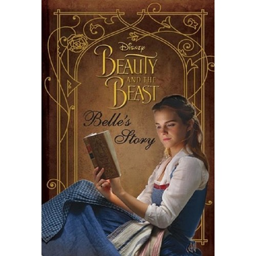 Disney Beauty and the Beast Belle's Story Book