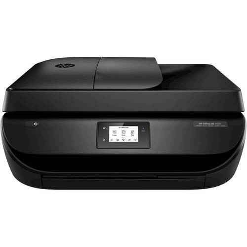 HP - Refurbished OfficeJet 4650 Wireless All-in-One Instant Ink Ready Printer - Black