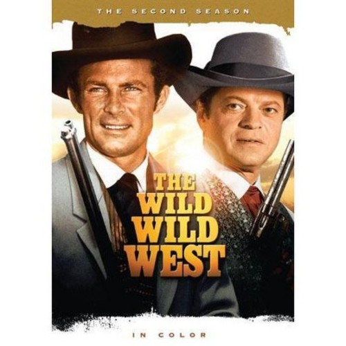 The Wild Wild West: The Second Season [7 Discs]