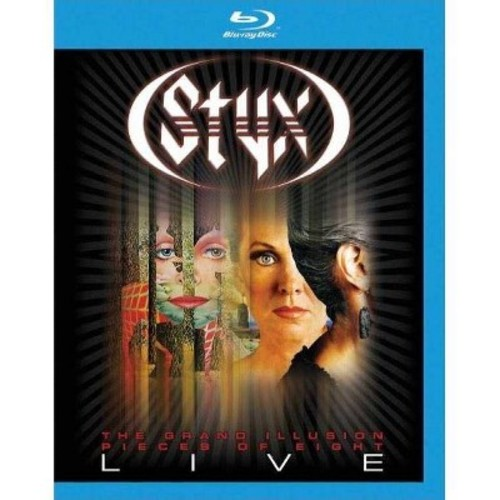 Styx: Grand Illusion / Pieces of Eight - Live