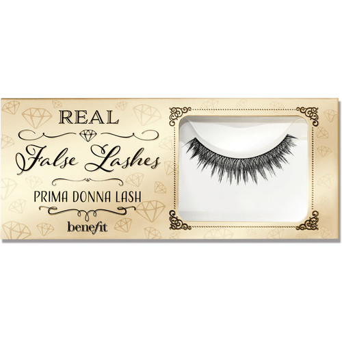Prima Donna Lash ''Crossed, Layered False Eyelashes For A High Drama Look''