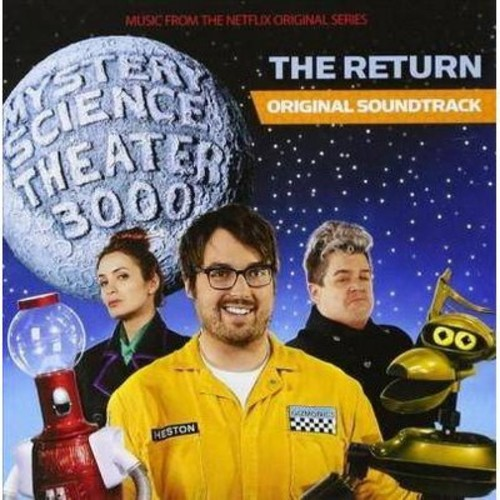 Various - Mystery Science Theater 3000:Re (Ost) (CD)