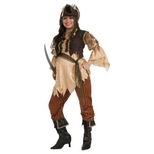 Maternity Pirate Queen Costume