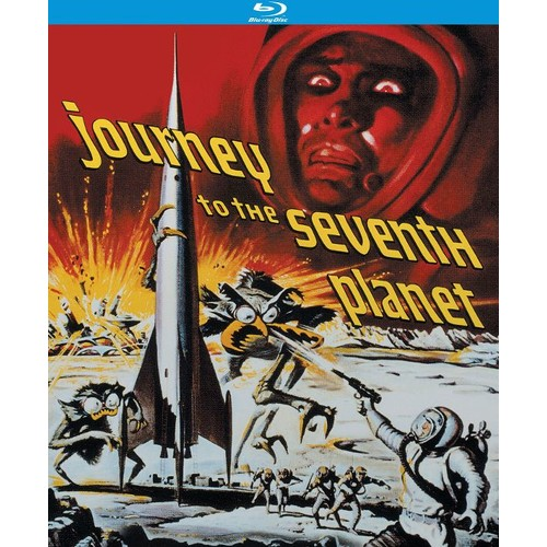 Journey to the Seventh Planet [Blu-ray] [1962]