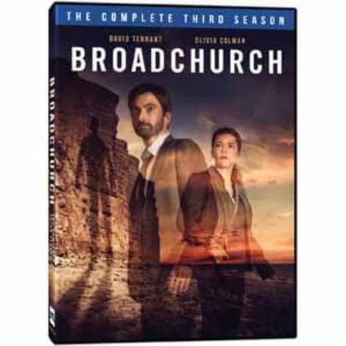 Broadchurch: The Complete Third Season [DVD]