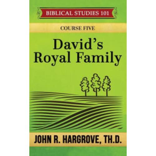 David's Royal Family: A Study of Chronicles