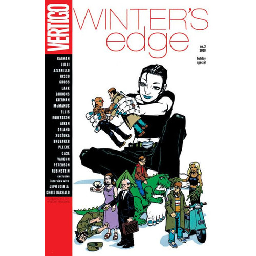 Vertigo: Winter's Edge (1997-) #3