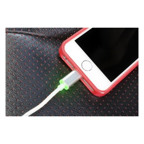 Visiontek Lightning to USB Smart LED 2 Meter MFI Cable