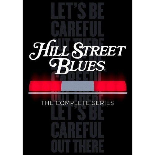 Hill Street Blues: The Complete Series [34 Discs] [DVD]