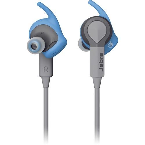 Jabra - Sport Coach Wireless Sports Earbuds - Blue