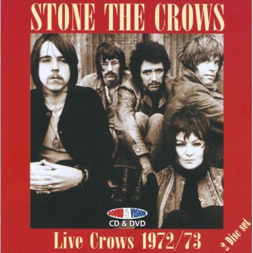 Live Crows 1972-1973 [CD & DVD]