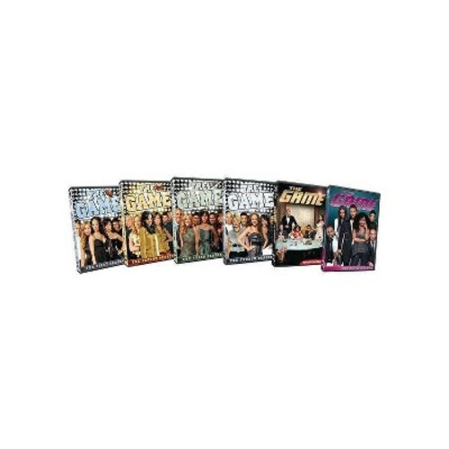 The Game: Seasons 1-6 (14 Discs) (dvd_video)