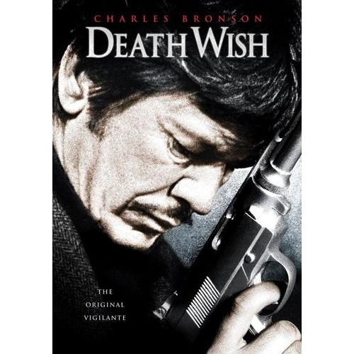 Death Wish [DVD] [1974]