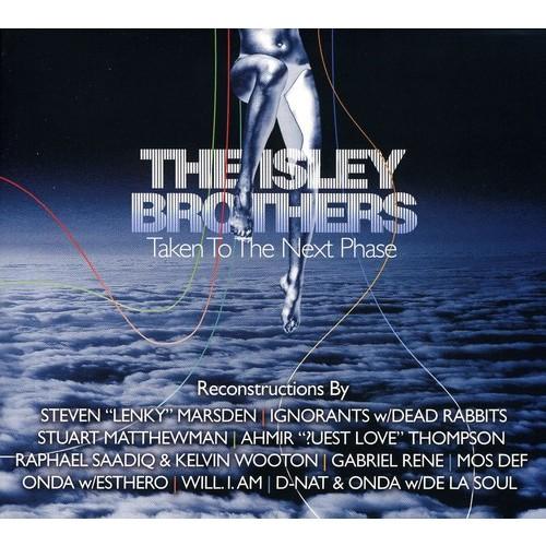 Taken to the Next Phase [CD]