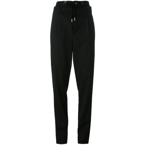 SAINT LAURENT Double Waistband Trousers