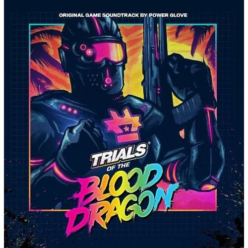Trials of the Blood Dragon [Original Video Game Soundtrack] [CD]