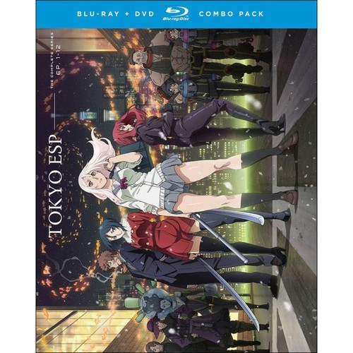 Tokyo ESP: The Complete Series [Limited Edition] [Blu-ray] [4 Discs]