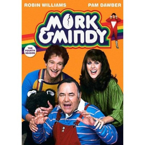 Mork & Mindy: The Fourth Season [3 Discs]