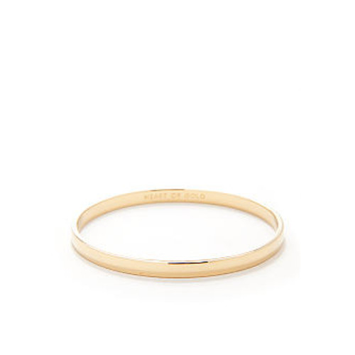kate spade new york Heart of Gold Idiom Bangle Bracelet
