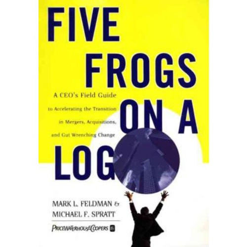 Five Frogs on a Log