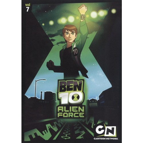 Ben 10: Alien Force, Vol. 7 [DVD]