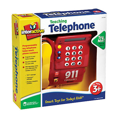 Pretend & Play Teaching Telephone by Learning Resources