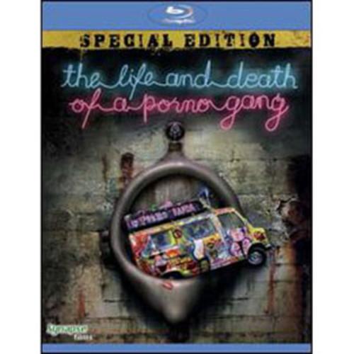 Life and Death of a Porno Gang [Blu-ray] WSE DD2/DHMA