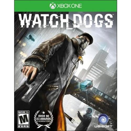 Watch Dogs xbox one [Disc, Standard, Xbox One]