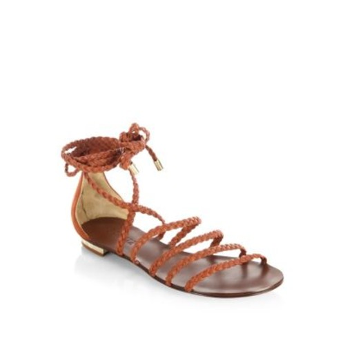 Victore Leather Sandals