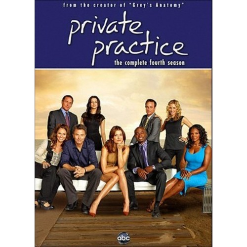 Private Practice: The Complete Fourth Season [5 Discs]