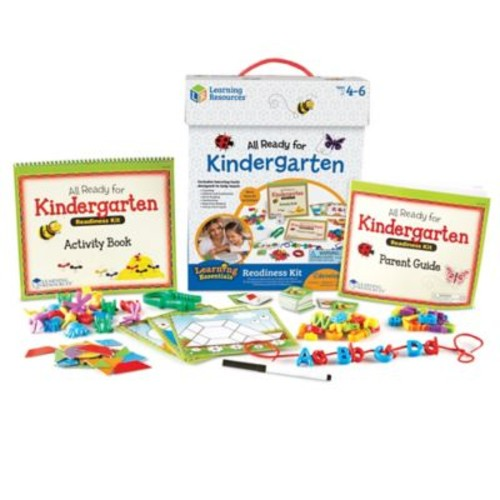 Learning Resources All Ready for Kindergarten Readiness Set