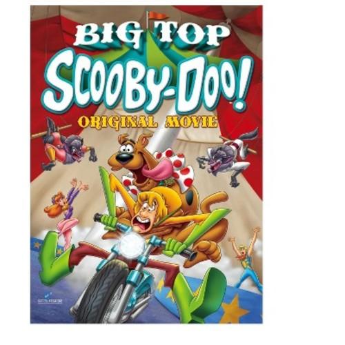 Scooby-Doo!: Big Top Scooby-Doo! (dvd_video)
